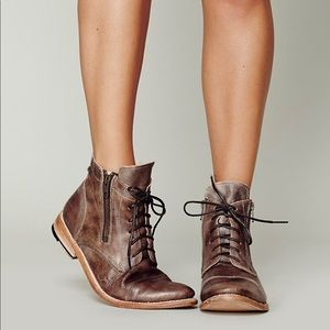 Bed Stu ankle boots 6.5